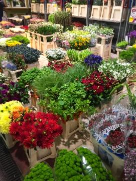 Pavillon des fleurs coupées