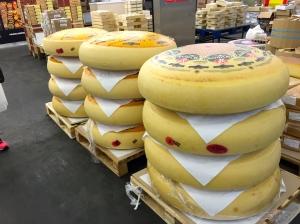 Pavillon des produits laitiers et du fromage