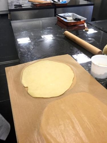Abaisse de pâte à foncer