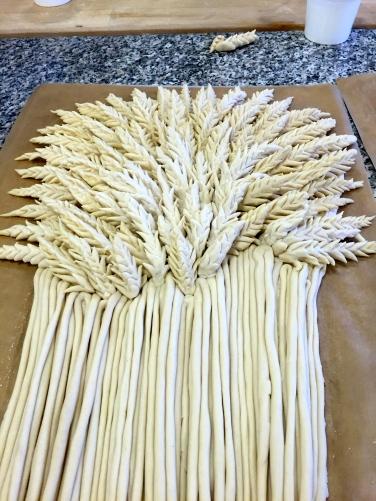 Déco gerbe épi de blé